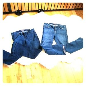 2 pairs of jeans for $15
